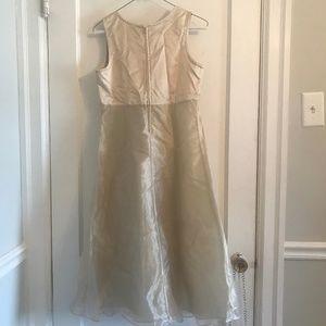Vintage Christmas Dress & Cardigan